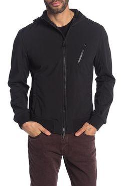 Belstaff Harpford Zip Front Jacket