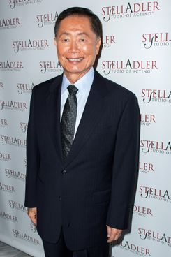Actor George Takei attends the 8th Annual Stella By Starlight Benefit Gala on June 10, 2013 in New York, United States.
