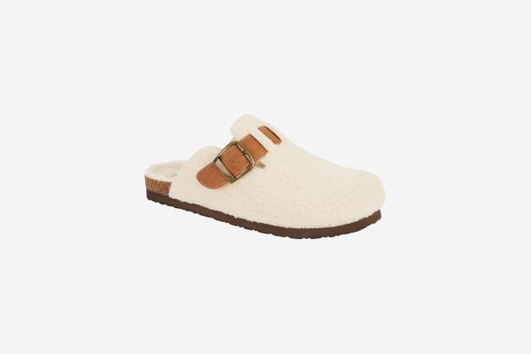 Calistoga Women's Shearling Clog