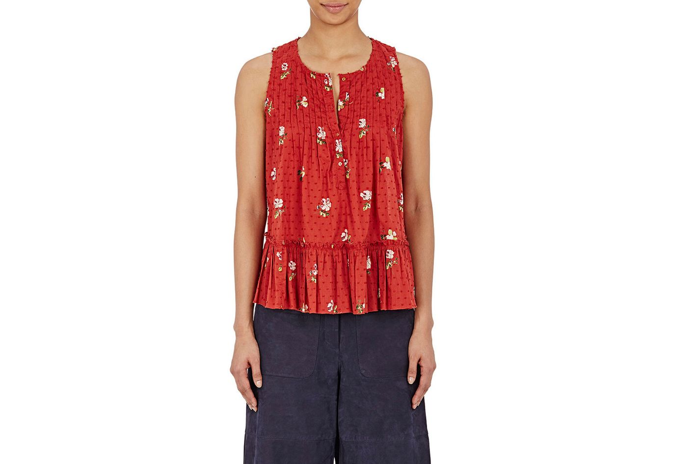 Ulla Johnson Swiss Dot Cecile Tank