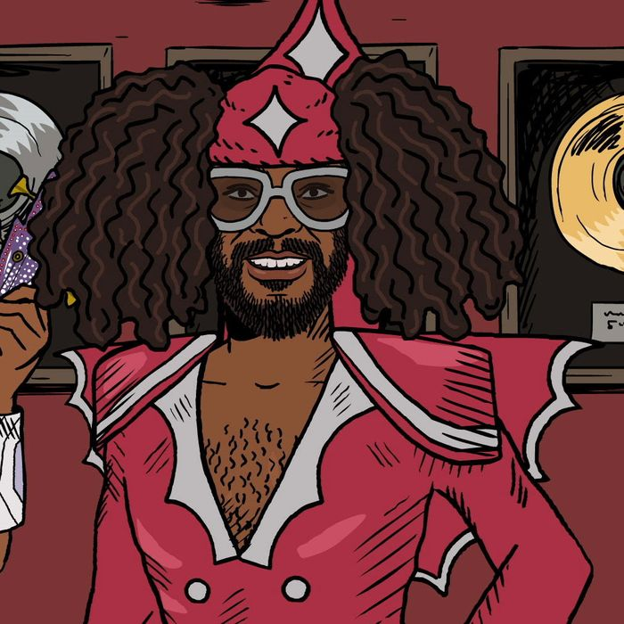 In its new season, Tale From the Tour Bus digs into funk history.