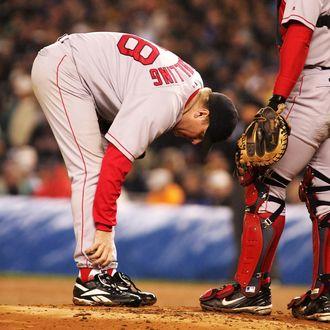 Red Sox v Yankees Game 6