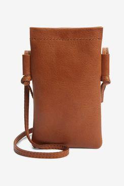 Madewell The Smartphone Leather Crossbody Bag