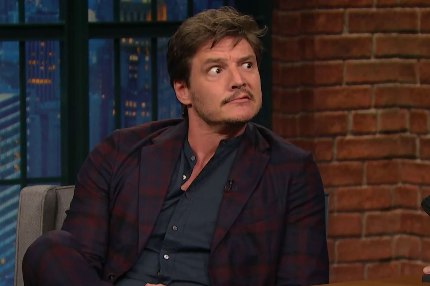 pedro pascal explains how sarah paulson got him on game of thrones