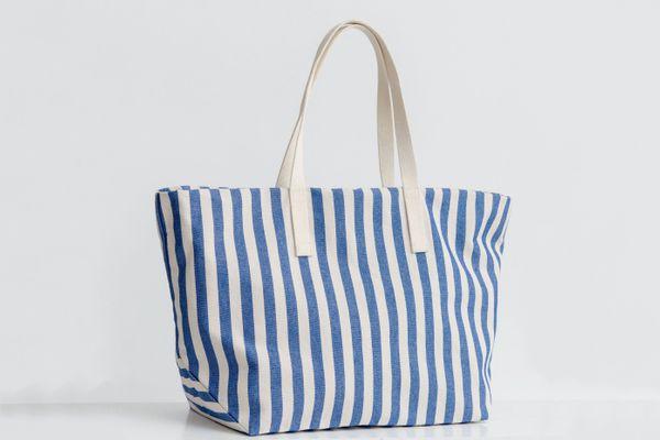Baggu Weekend Bag in Summer Stripe