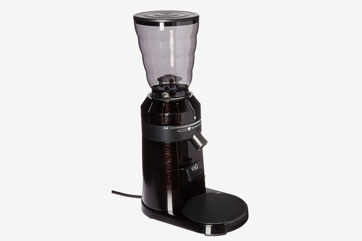 Hario V60 Electric Coffee Bean Grinder (Black)