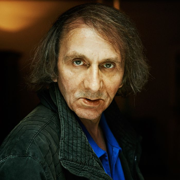 Michel Houellebecq, Self Assignment, September 2014