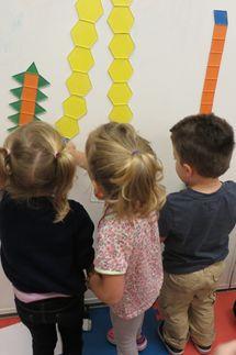 Math Play for Preschoolers