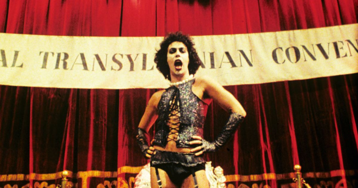Hank and the transsexual transylvania pictures