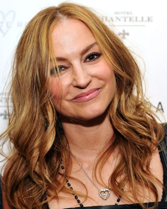Actress Drea de Matteo attends the Charlotte Ronson & Sephora New York dinner at Hotel Chantelle on August 29, 2011 in New York City.