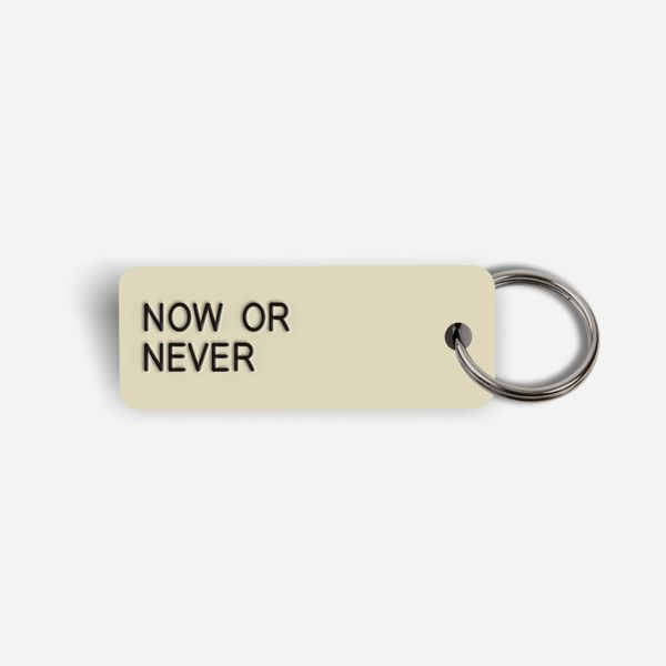 Various Key Tags Now Or Never
