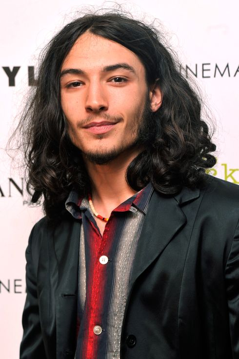 "Actor Ezra Miller attends The Cinema Society special screening of ""The Perks Of Being A Wall Flower"" on September 13, 2012 in New York City."