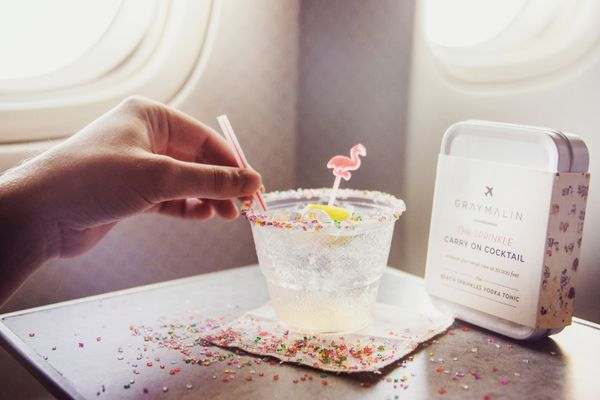 The Sprinkle Carry-on Cocktail Kit