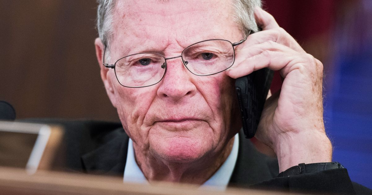 H H James: Inhofe: McCain 'Partially To Blame' On Trump Flag Dispute