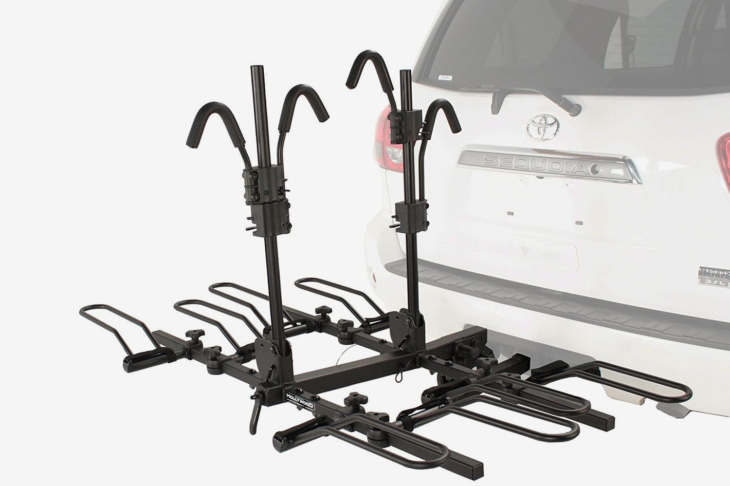 Hollywood Racks HR1400 Sport Rider SE 4-Bike Platform Style Hitch Mount Rack