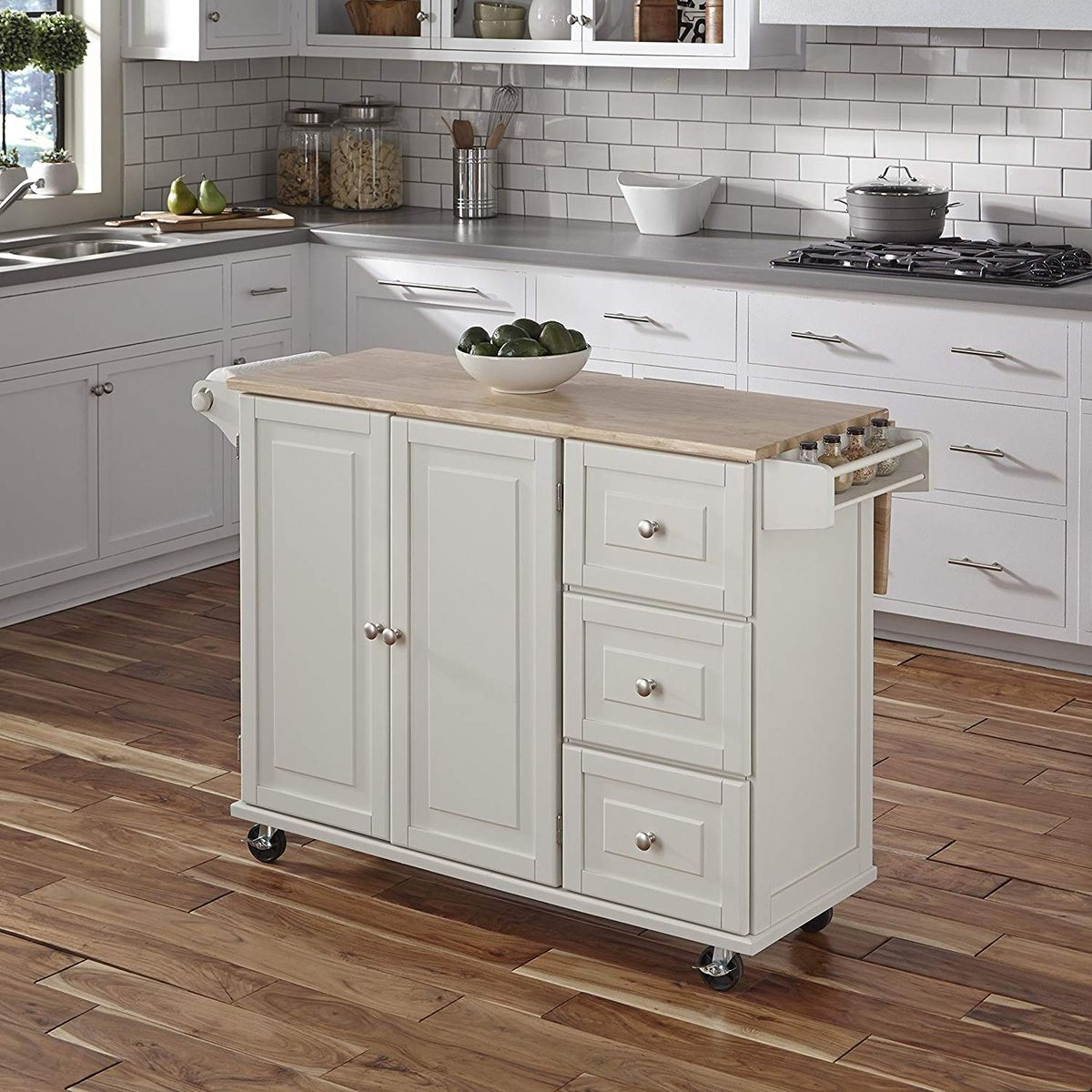 Image of: 9 Best Kitchen Carts And Portable Kitchen Islands 2020 The Strategist New York Magazine