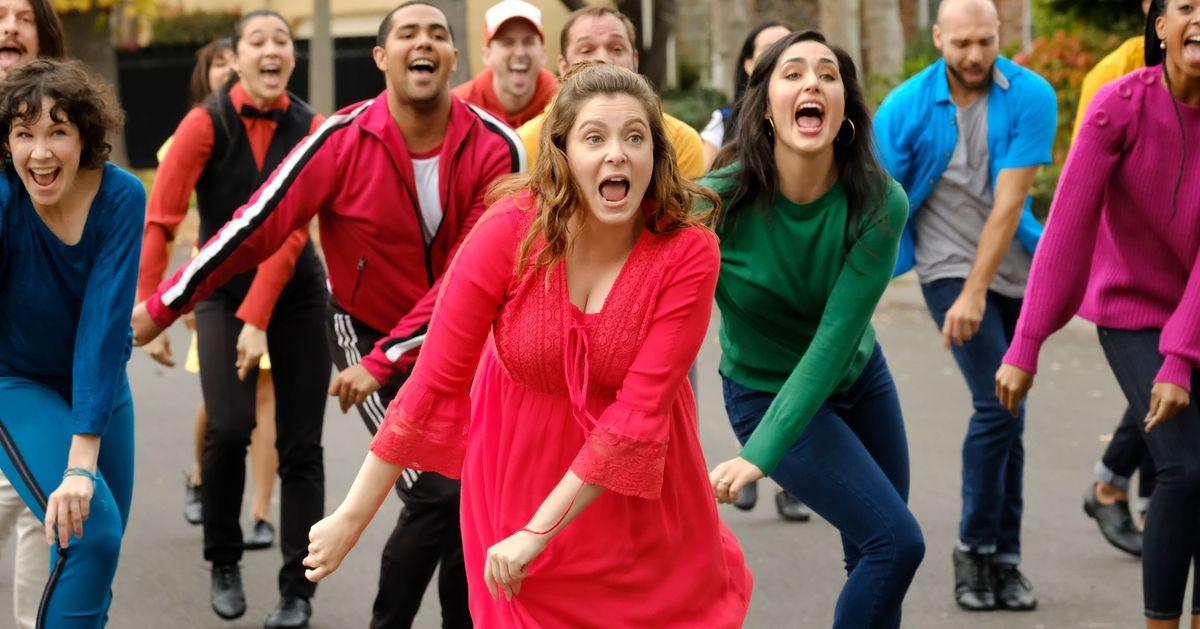 Crazy Ex-Girlfriend Season 4 Episode 8 Review: Im Not the