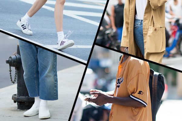 14 Normcore Street-Style Looks From Fashion Week