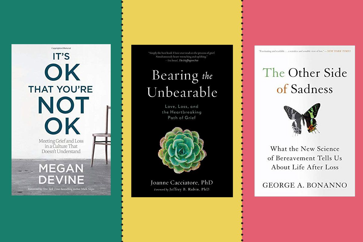 The 16 Best Books About Dealing With Grief, According to Psychologists