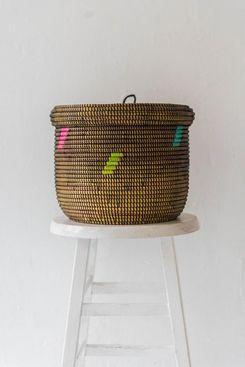 Tackussanu Senegal Black Confetti Basket