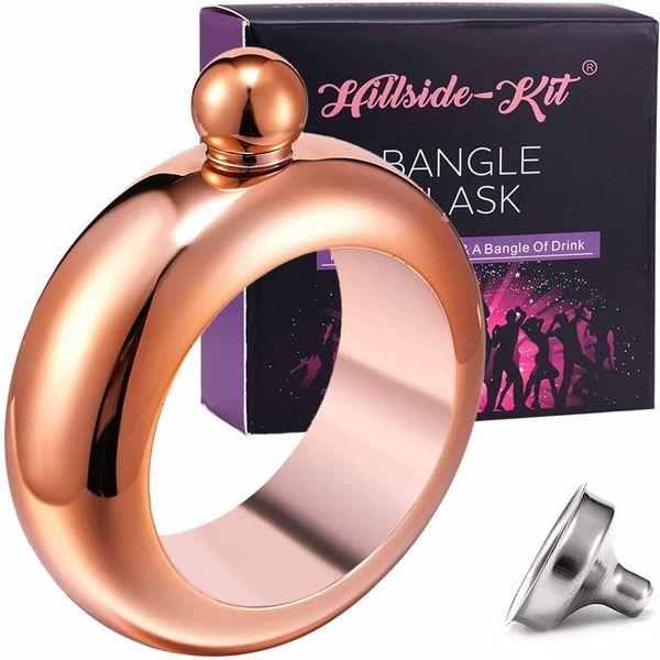 Hillside-Kit Bracelet Bangle Flask