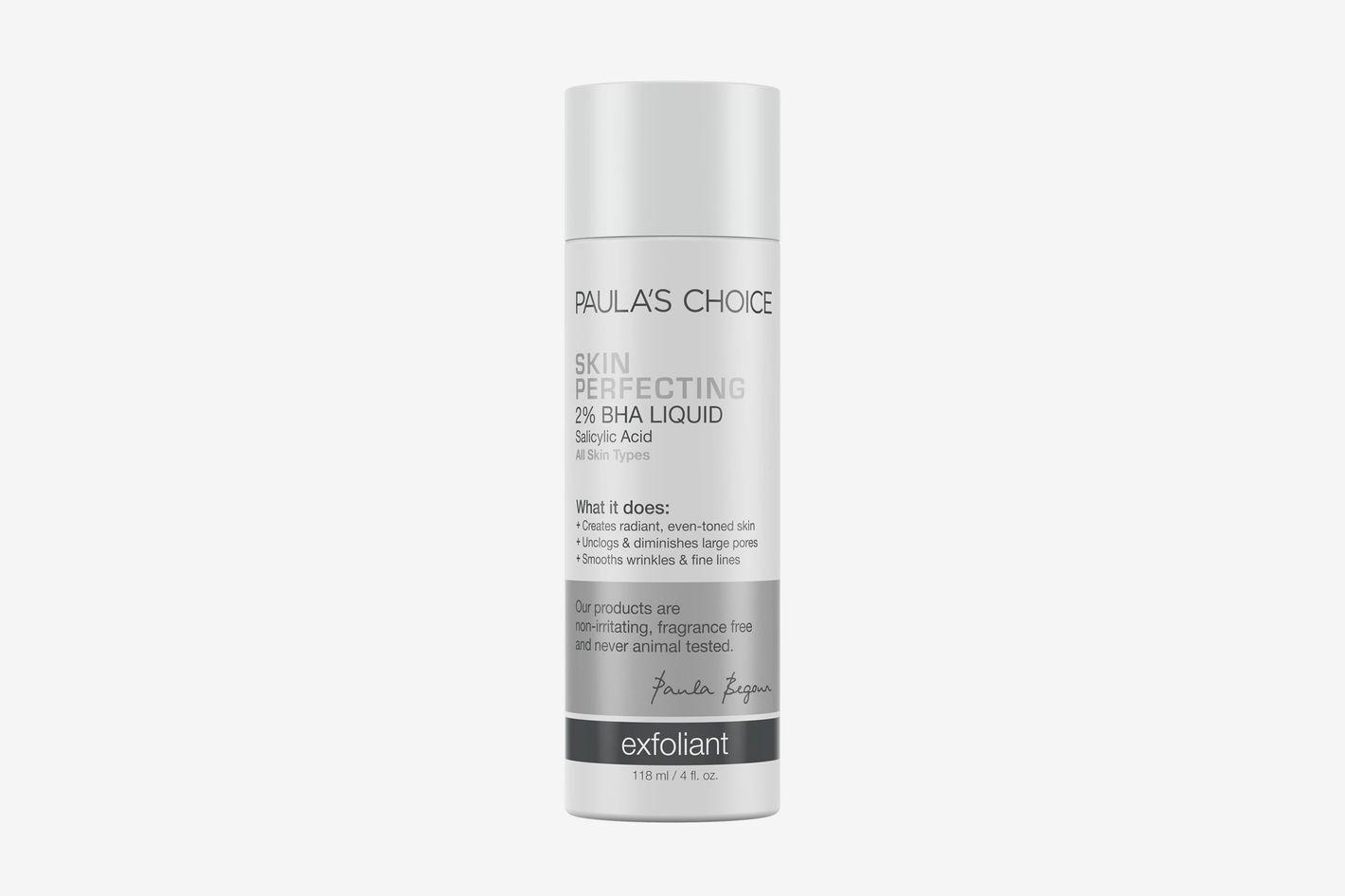 Paulas Choice Skin Perfecting 2% BHA Liquid Salicylic Acid Exfoliant