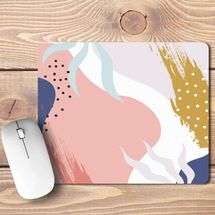 MousepadStudioDesign Pink Graphic Mouse Pad