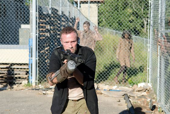 Merle Dixon (Michael Rooker) - The Walking Dead - Season 3, Episode 11