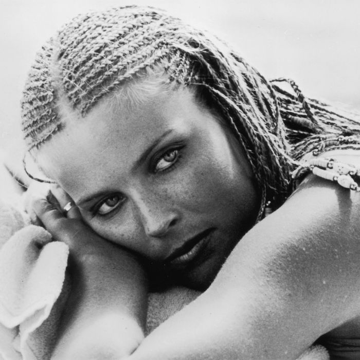 Bo Derek Really Doesnt Want To Talk About Cornrows