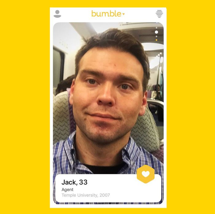 Fake bumble accounts