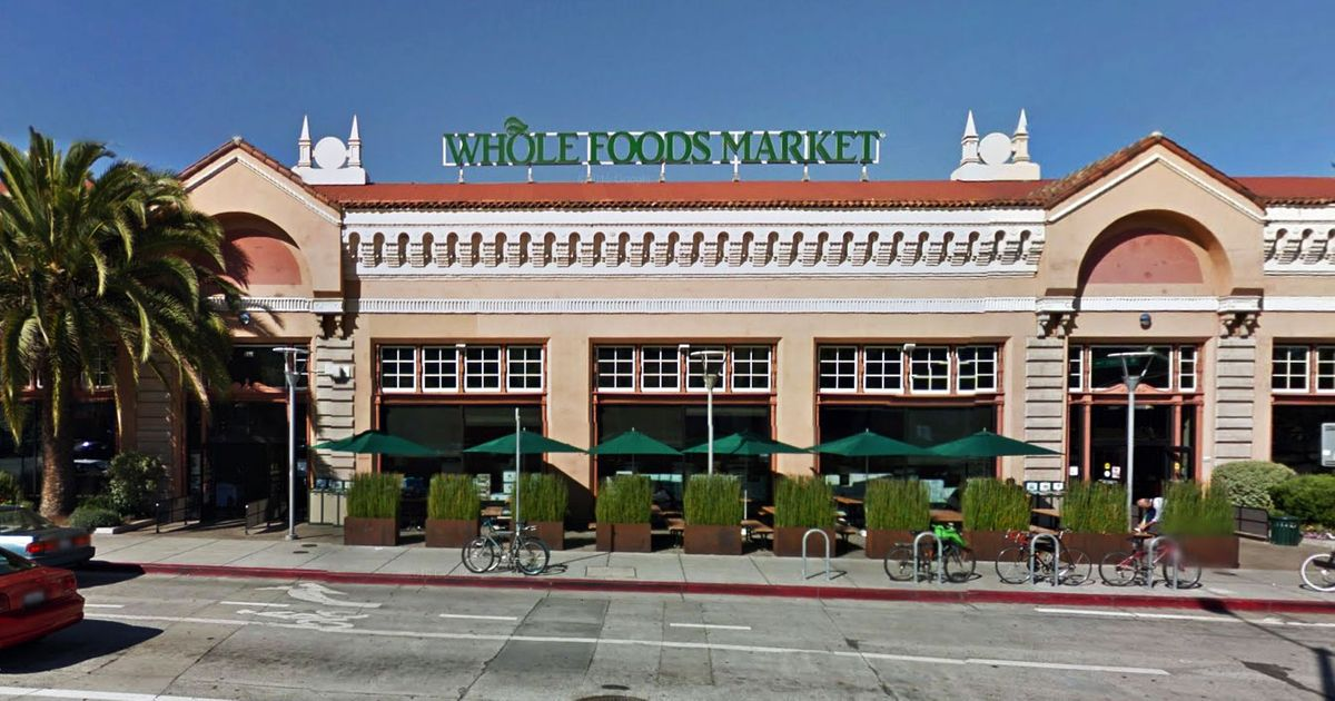 Whole foods is working to make amends after a guard for Food bar oakland