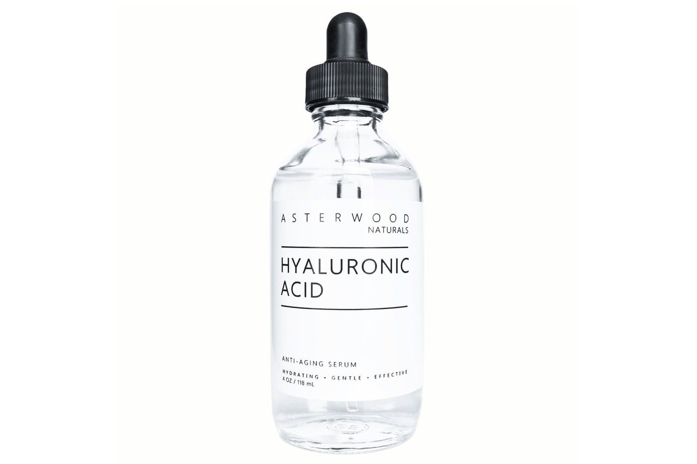 Asterwood Hyaluronic Acid Serum.