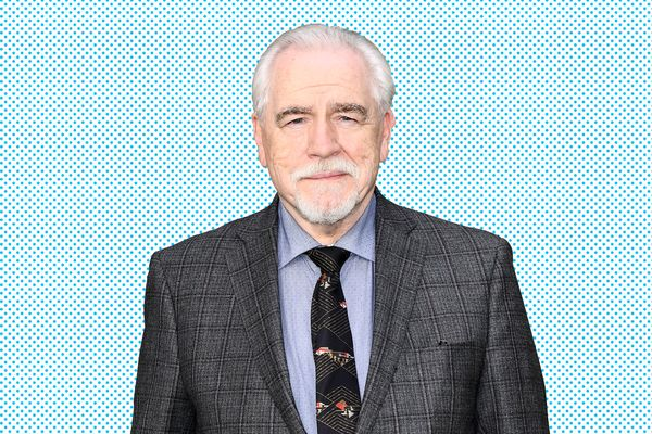 Brian Cox Reveals Why Logan Smiled in Succession's Finale