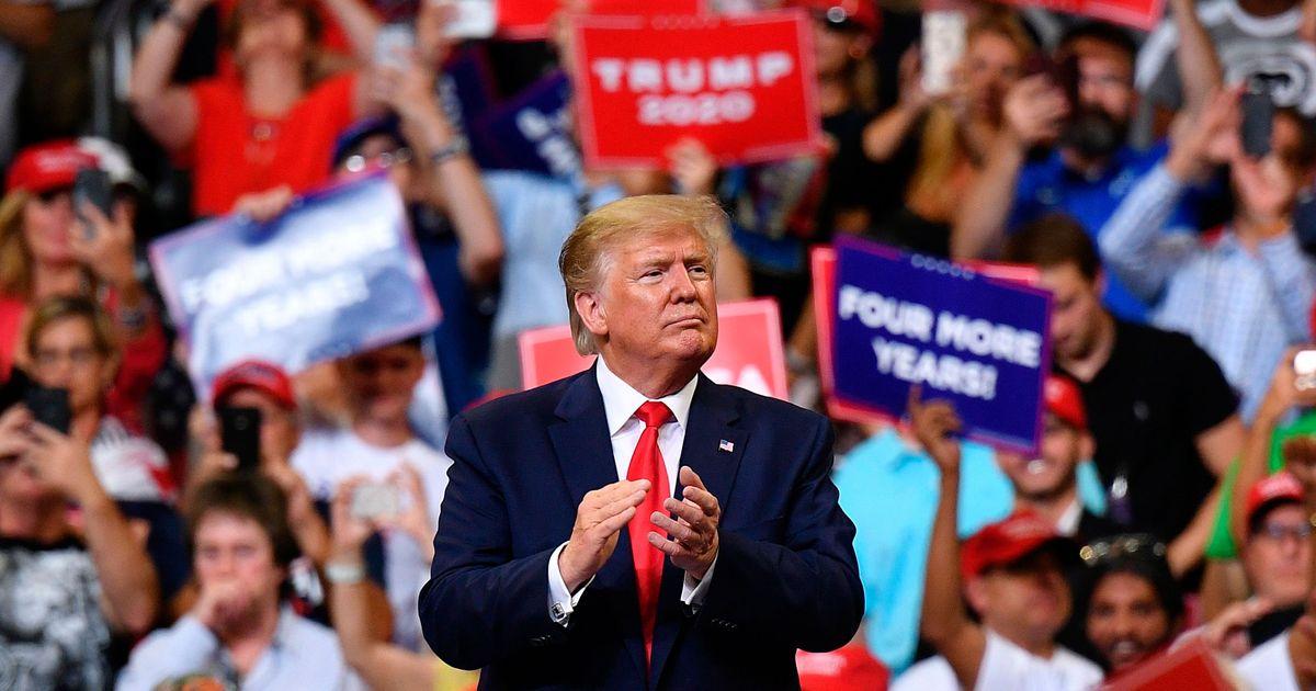 Trump's Fundraising Windfall Should Make Democrats Nervous