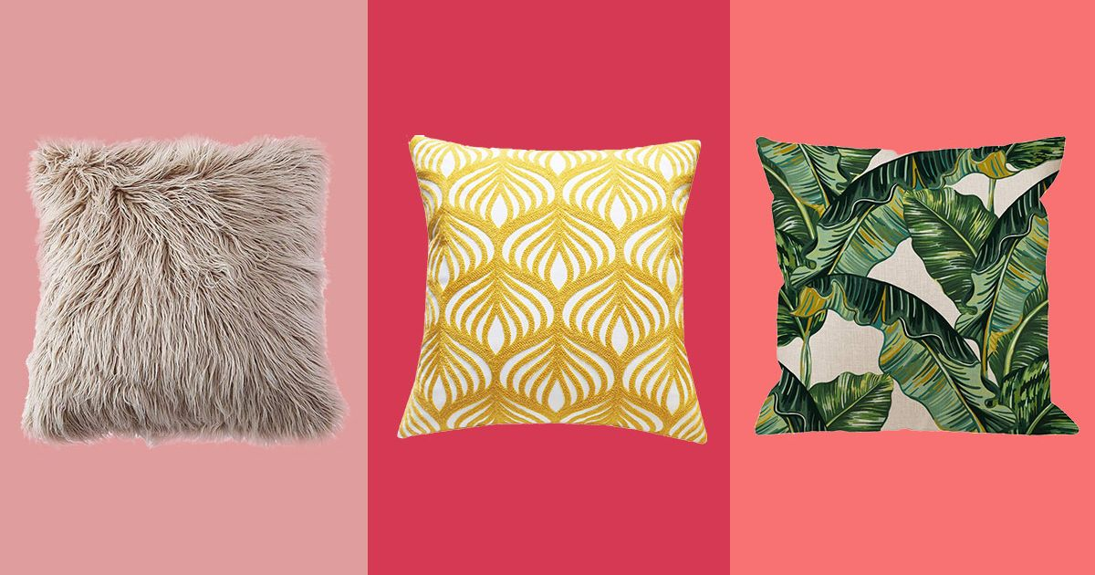 27 Best Throw Pillows And Covers On Amazon 2021 The Strategist