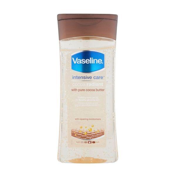 Vaseline Body Gel Oil
