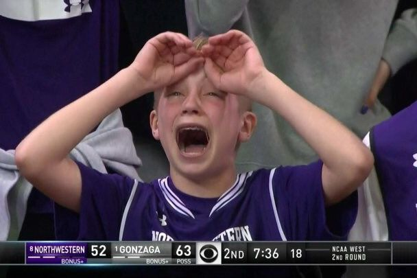 Northwestern_Crying_Fan.w710.h473 crying northwestern kid fan becomes march madness meme