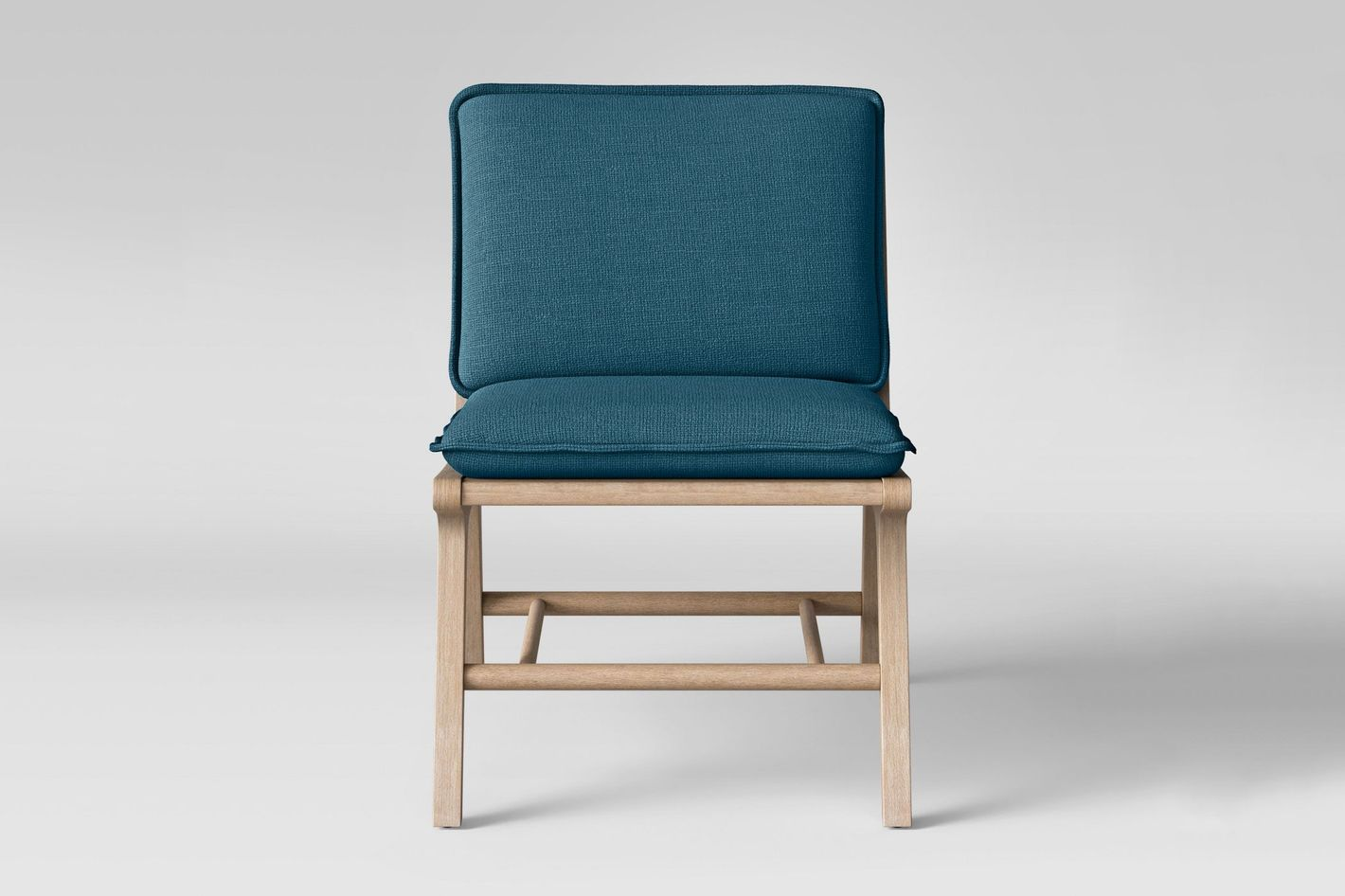 Threshold Lincoln Cane Chair With Upholstered Seat