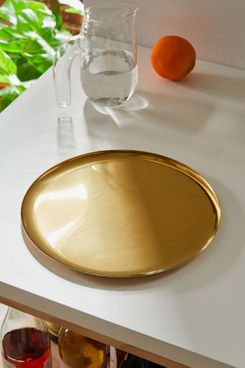 HAY Metallic Serving Tray