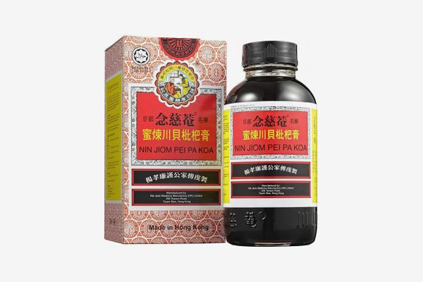 Nin Jiom Pei Pa Koa Cough Syrup