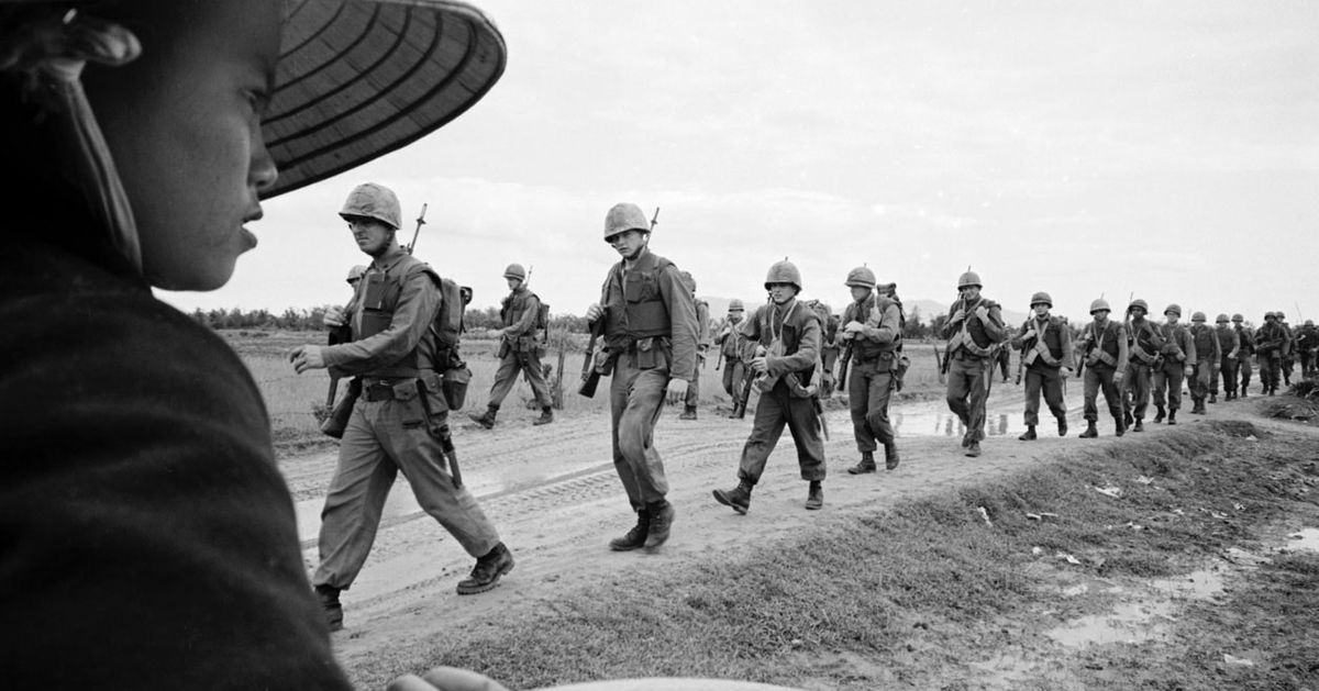 an opinion that the vietnam war war was a terrible tragedy for both sides America's vietnam tragedy he fought back with terrible weapons: bombing  war is pure destruction for both aggressors and defenders.