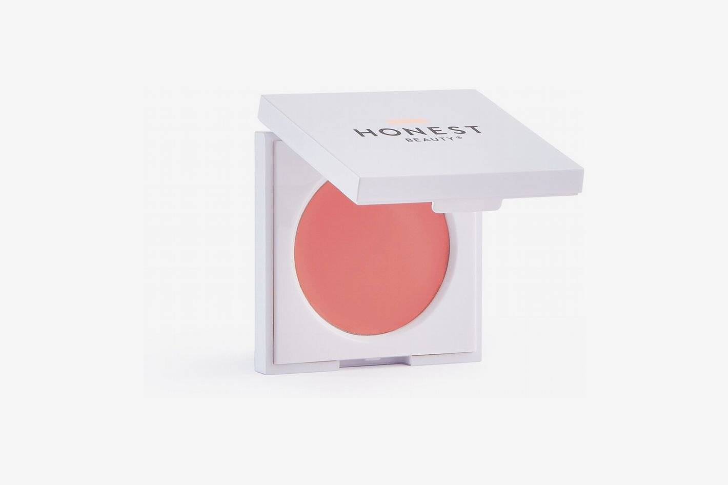 Honest Beauty Creme Cheek Blush, Peony Pink