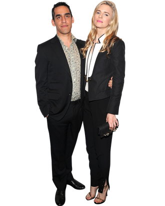 Brit Marling and Zal Batmanglij