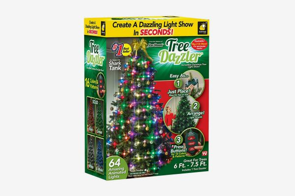 Star Shower Tree Dazzler LED Christmas Lights