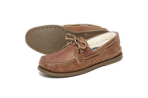 Sperry A/O 2-Eye Winter Boat Shoes