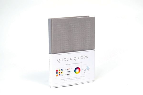 Grids & Guides Notebook for Visual Thinkers