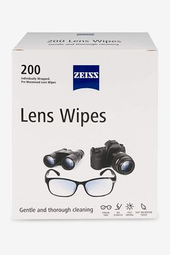 Zeiss Pre Moistened Lens Wipes (200-Count)