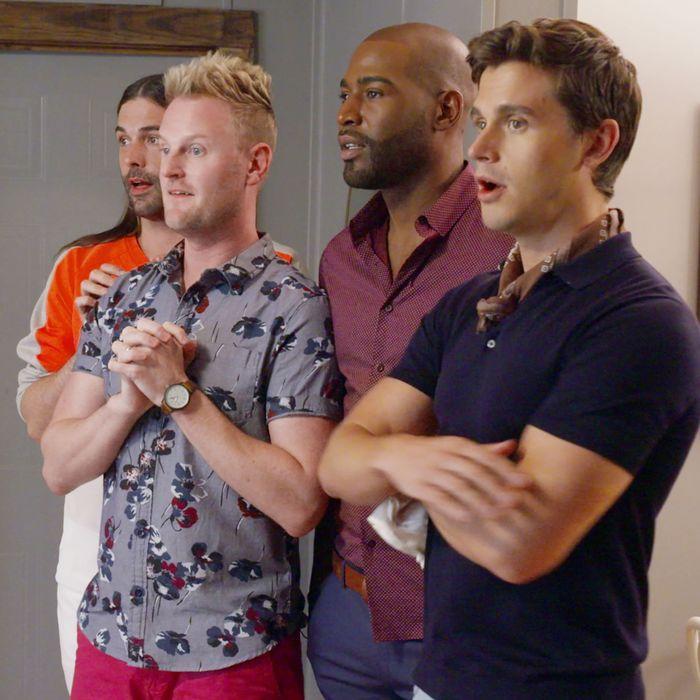 4f88e01df Queer Eye' Season 2 Episode 2: 'A Decent Proposal'