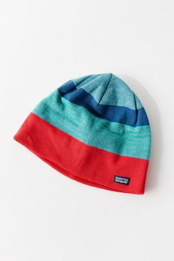 Patagonia Knit Beanie, Red Multi