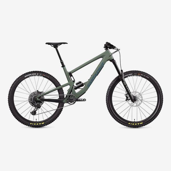 Santa Cruz Bicycles Bronson Carbon R Mountain Bike